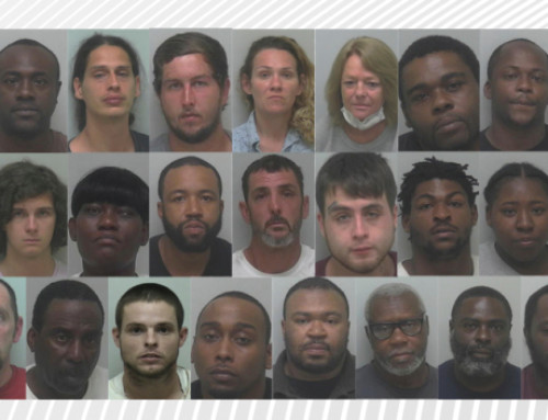 Drug Arrests Made Admid COVID-19
