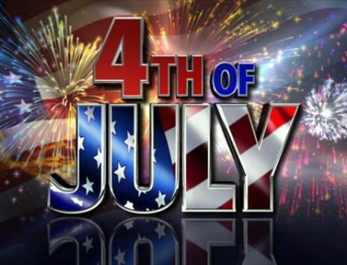 Tips for a safe July 4th weekend from                      Sheriff Ernie Coleman