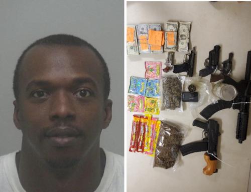 Drug Arrest: Wilber O'Neal